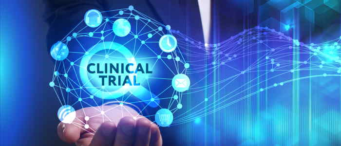 medical device clinical trial phrases
