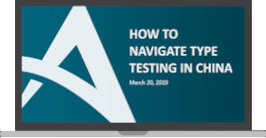 How to Navigate Type Testing in China